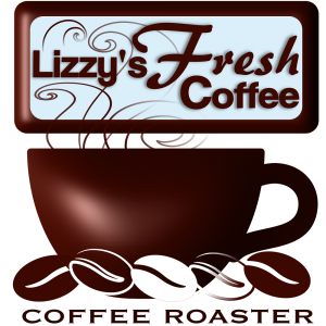 Lizzy's Fresh Coffee - Coffee Roaster logo